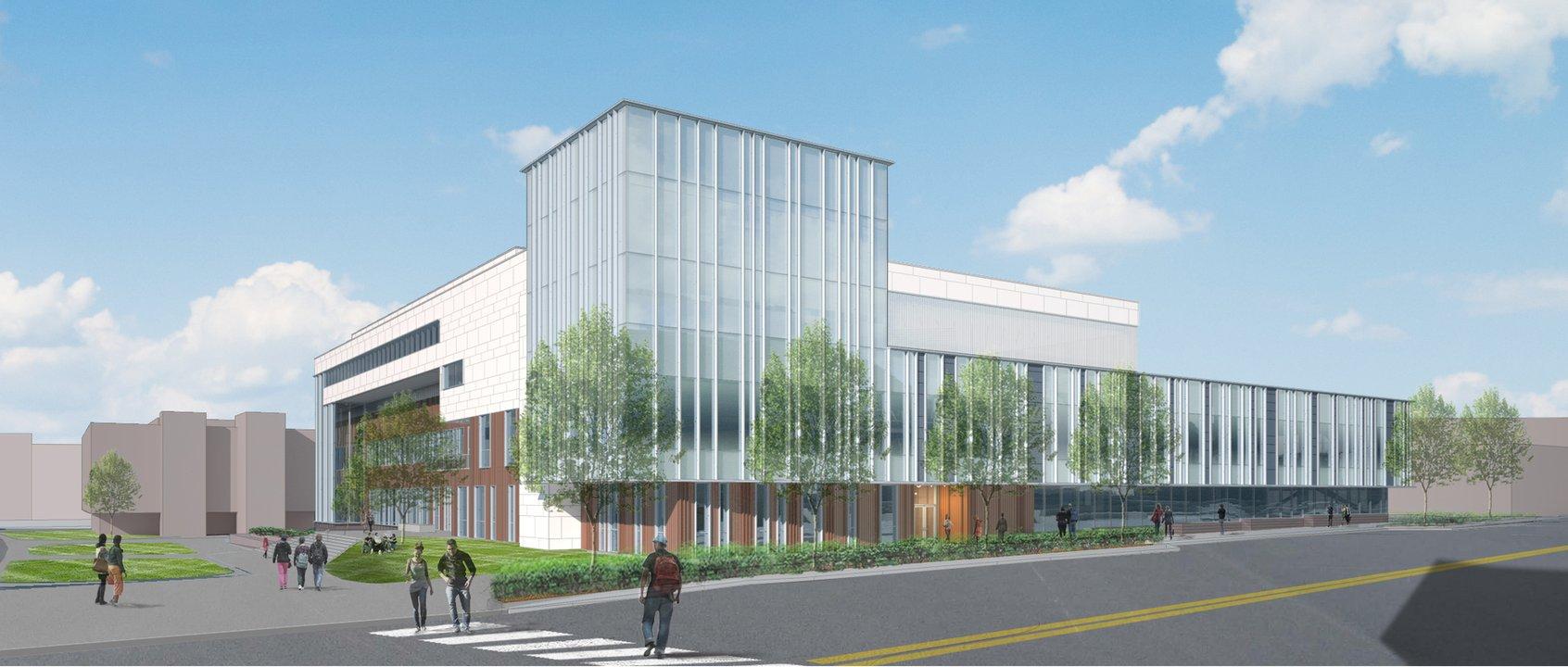 UConn Student Recreation Center