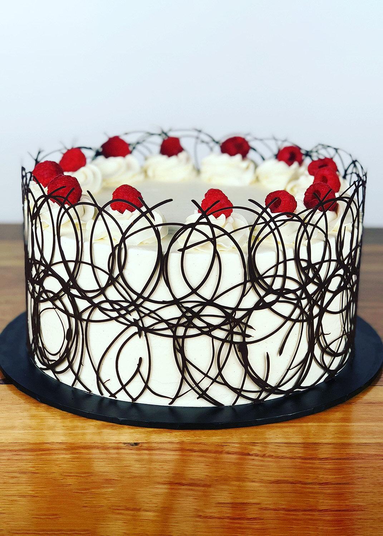 - A Little Fancier Cakes - Fancier flavours with a little extra decoration