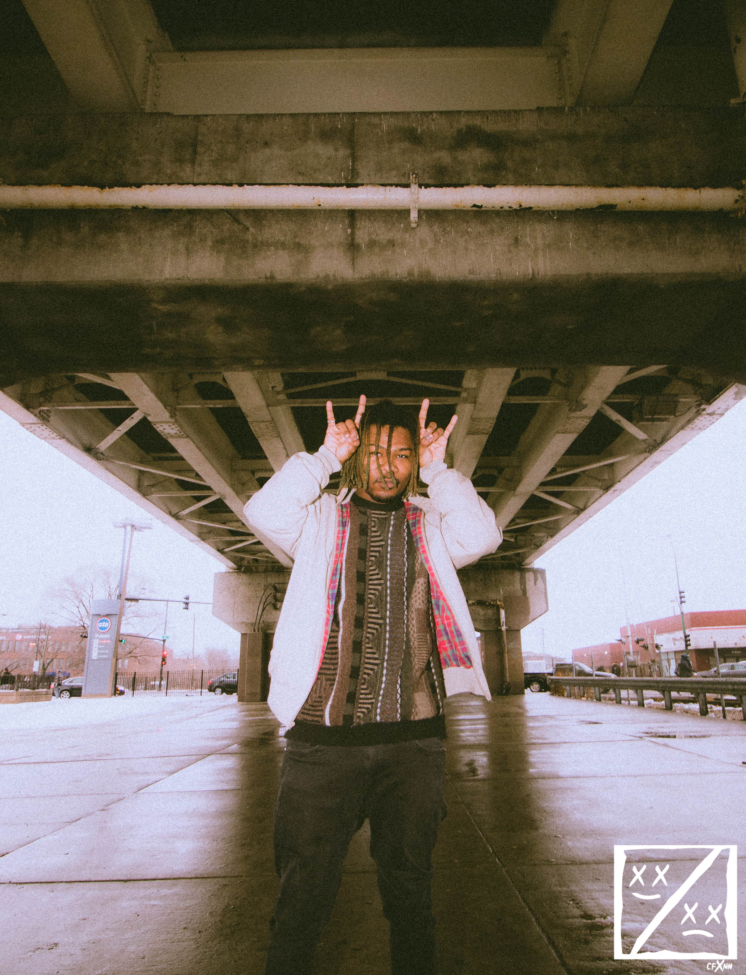 """"""" I aint f*ckin' movin', I ain't changin' my lane"""" - A relatively new star on the underground Chicago scene, CozyBoyNosey has been making his rounds with Chicago's new wave of music. Working with artists like IggyBoySlash, Dutcho!, KidCupid and Marzo XYX, Nosey has constructed a distinct sound that is dominated by melodic genius and catchy rhyme schemes.On Nosey's new song, that same melodic energy and wordplay paints a melodramatic scene of Chicago business, heartbreak and lust that is fit for an evening drive along Lake Shore Drive. The message is clear, Nosey is here to stay and isn't changing for anyone.Stream RIP // QP below and stay up to date with Nosey on new releases via Instagram!Shot by Chris Finn @Cfxnn"""