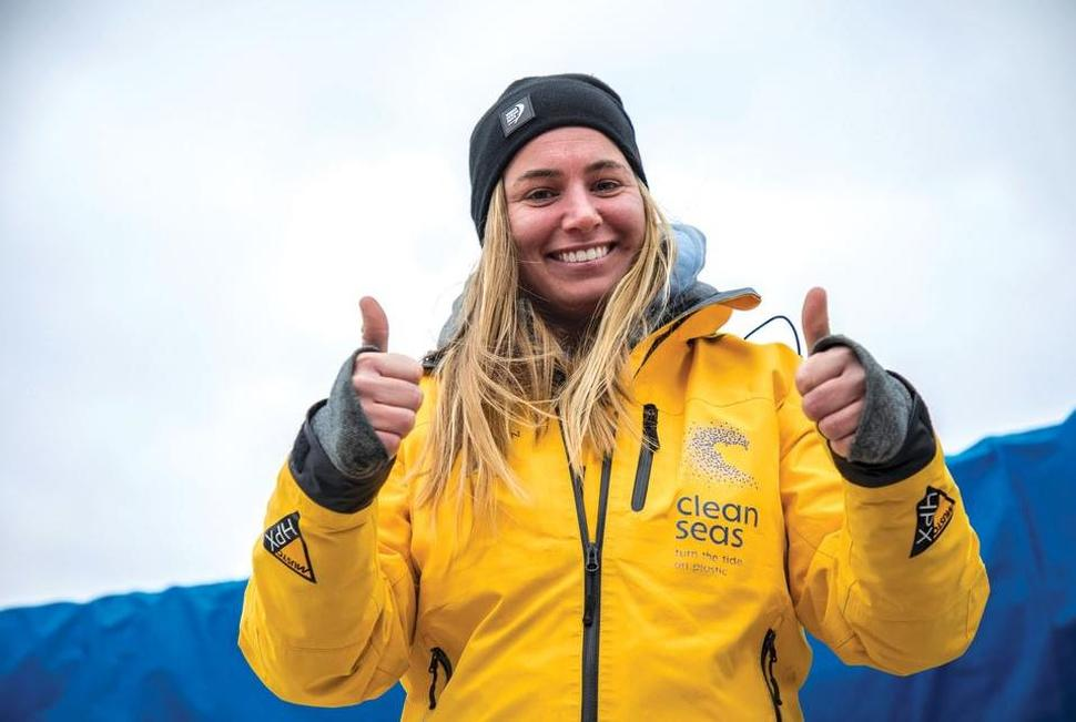 SAILING TRUST AMBASSADOR  Bianca Cook - Crew - Turn the Tide on Plastics, Volvo Ocean Race 2017/18. To learn more about Bianca's already vast experience follow this link.     BIANCA