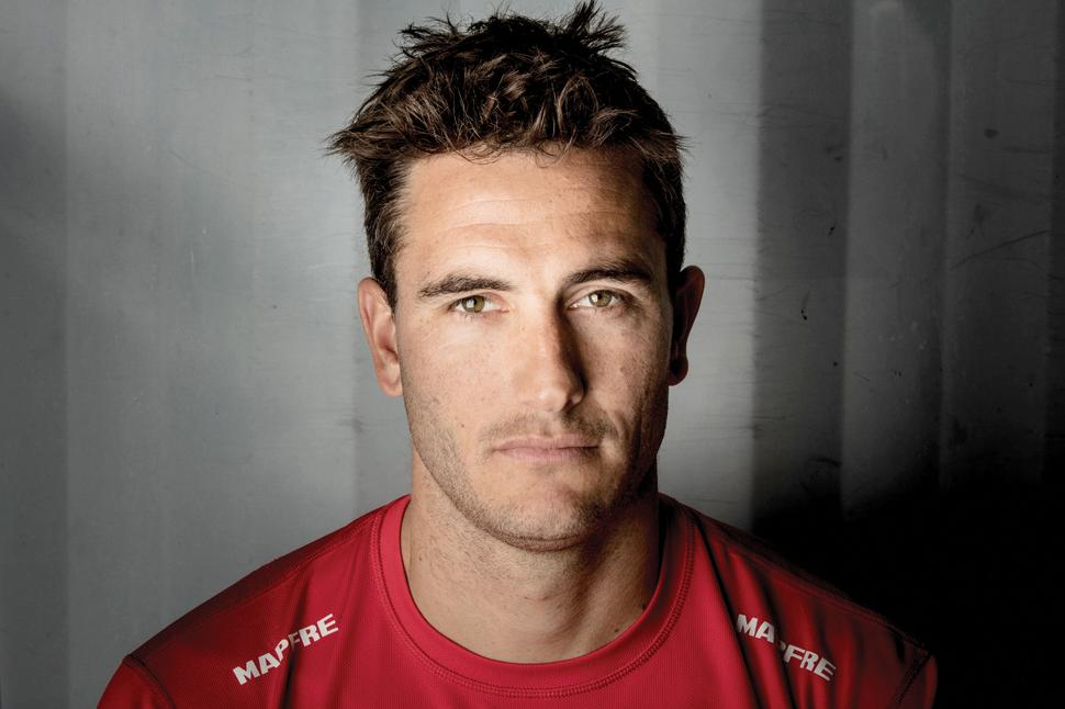 Blair Tuke - Crewmember - Mapfre - Volvo Round the World Race 2017/18 & Winner of the 2017 America's Cup - Gold Medalist in Rio Olympics 2016