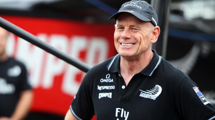 Grant Dalton - CEO Emirates Team New Zealand - Winner America's Cup 2017 - Crew aboard Lion NZ & Skipper of Endeavor Whitbread Round the World Race 89/90