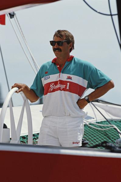 Mike Quilter - Navigator - Steinlager 1 & 2 - Winner Whitbread Round the World Race 89/90