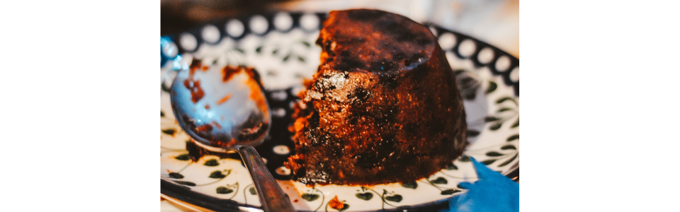 Traditional Family Christmas Steamed Pudding