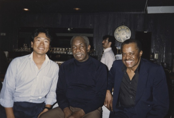 Nori with Stanley Tarantine, Mikey Rocker.jpg
