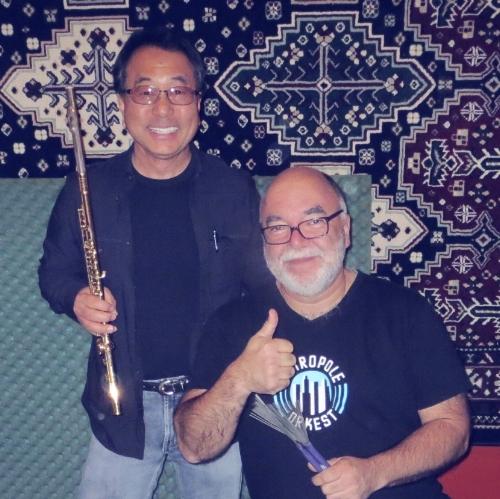 NORI TANI  &  PETER ERSKINE