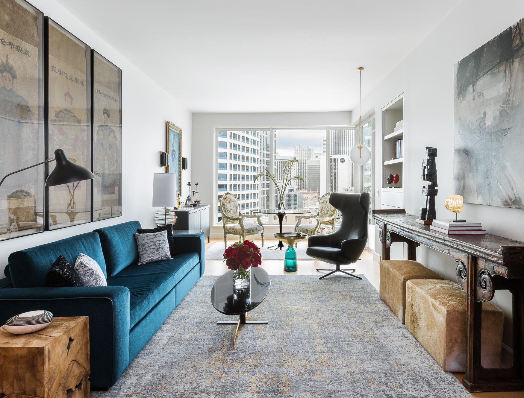 Eclectic Escala Condominium