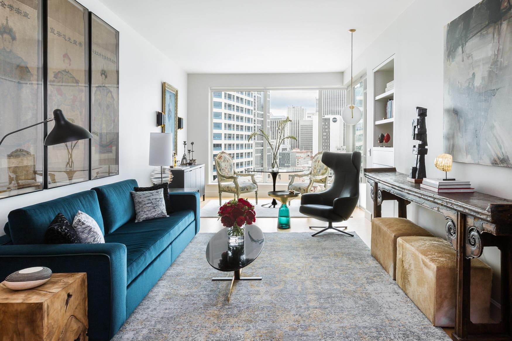 - Eclectic Escala Condominium