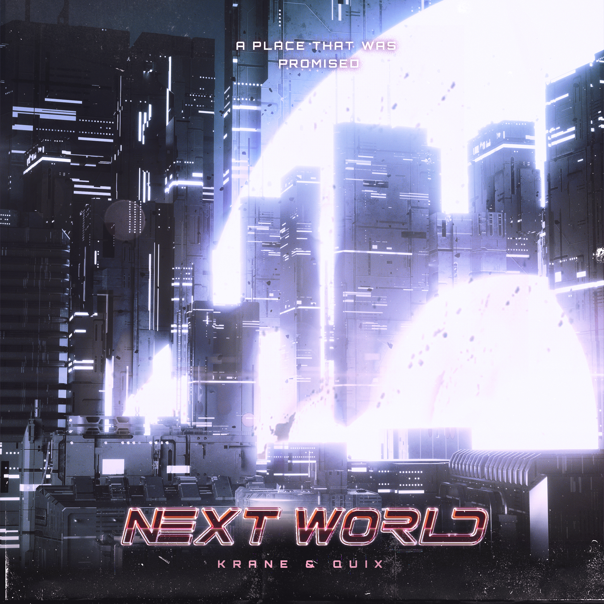 NEXT WORLD (SINGLE COVER) -