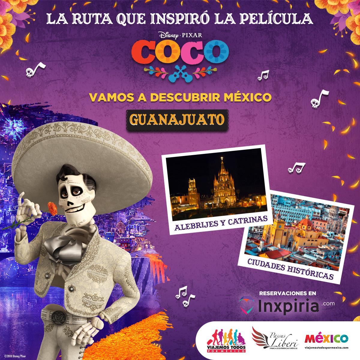 Guanajuato Coco