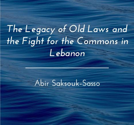 Abir Saksouk-Sasso