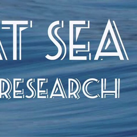 The Floating Laboratory of Action & Theory At Sea (FLOATS) is pleased to present its 1st Summer Meeting in #Lesvos in collaboration with the University of the Aegean.  Learn more about our meeting & what we do by clicking the link in bio. Let's start a floating discussion; join the conversation.  #FLOATSLesvos18  FLOATS is based at the American University of Beirut @aub_lebanon & was made possible by the exclusive support of the Stavros Niarchos Foundation.  Background image by Yasmine Khayyat. -------------------- #floats #greece #beirut #aub #americanunivedsityofbeirut #thinktank #rethink #sea #ocean #mediterranean #waves #water #universities #poster