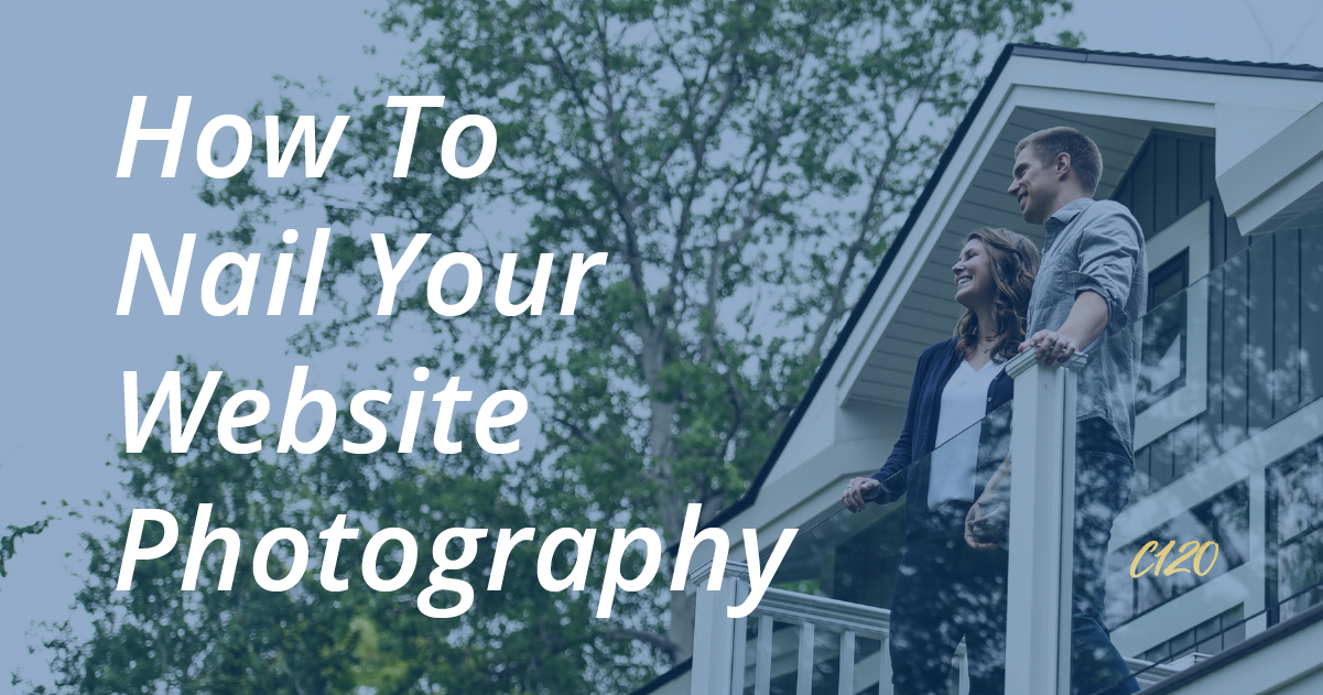 In order to create a deeper connection with your audience, your brand must be using original photography.