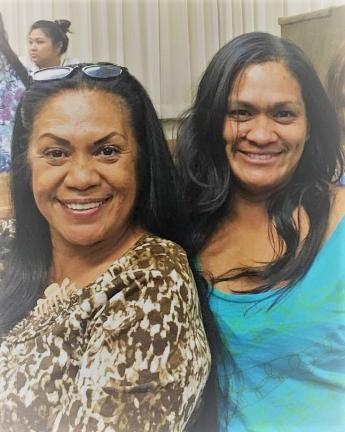 Pastor Ruby Villa & Pastor Rethysia Horner