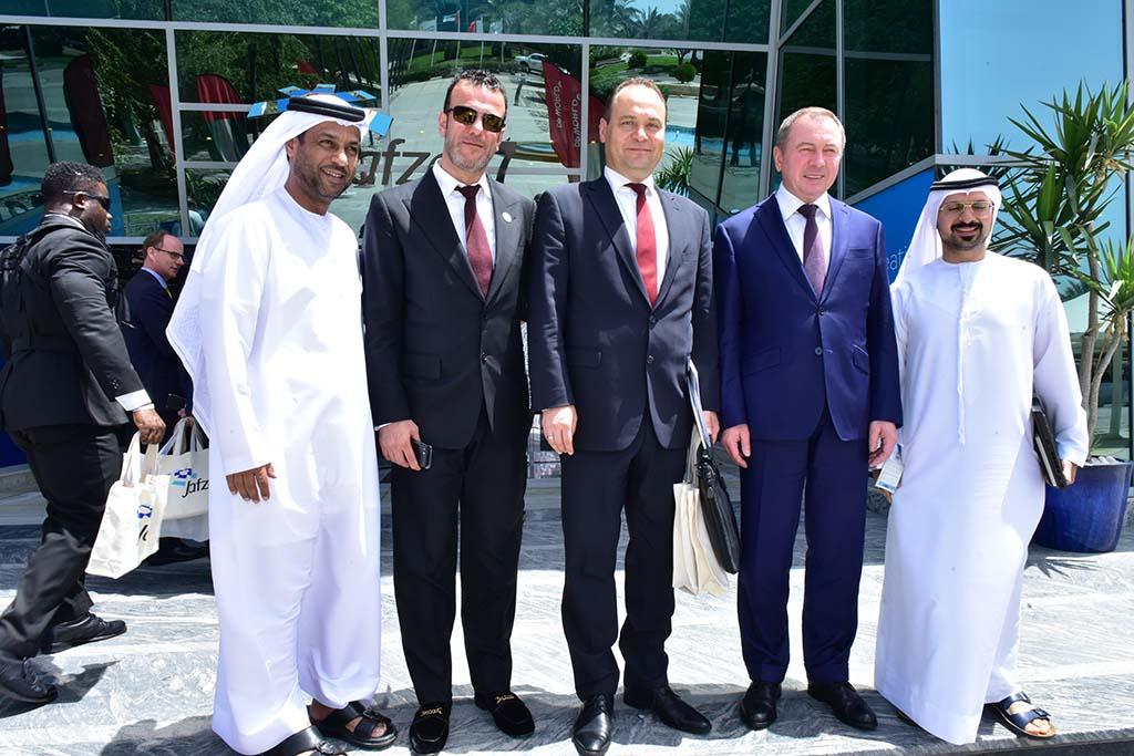 Inwex Innovation center FZE UAE Opening Ceremony