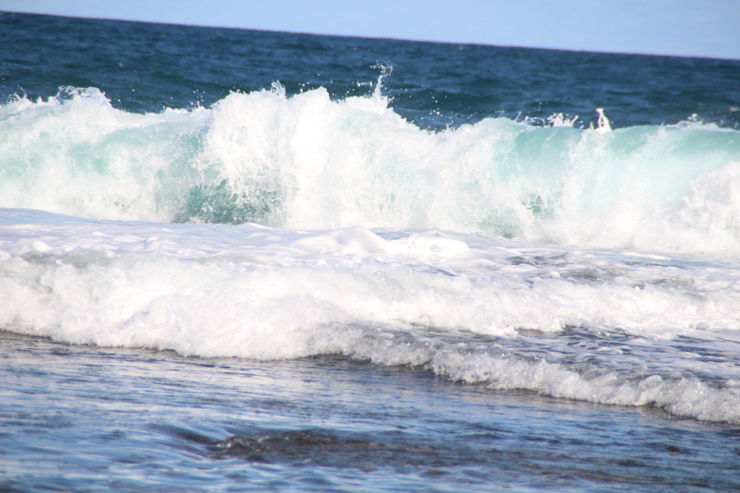 Byron Bay, NSW, Australia- Pristine waters