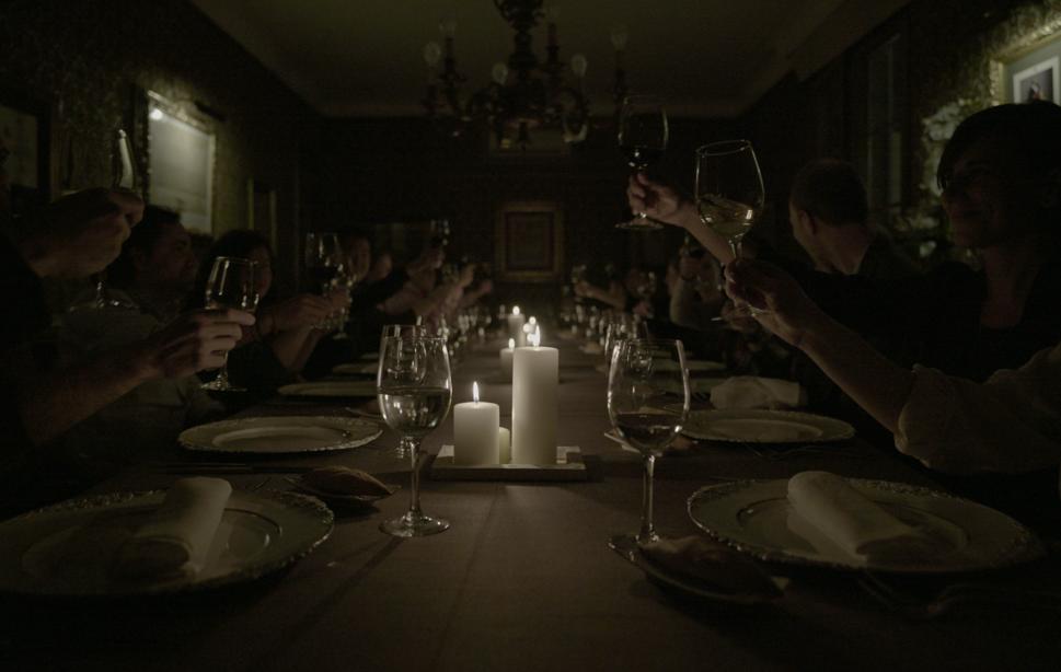 Silent Dinner - Emilia Torres & Michael Fleck
