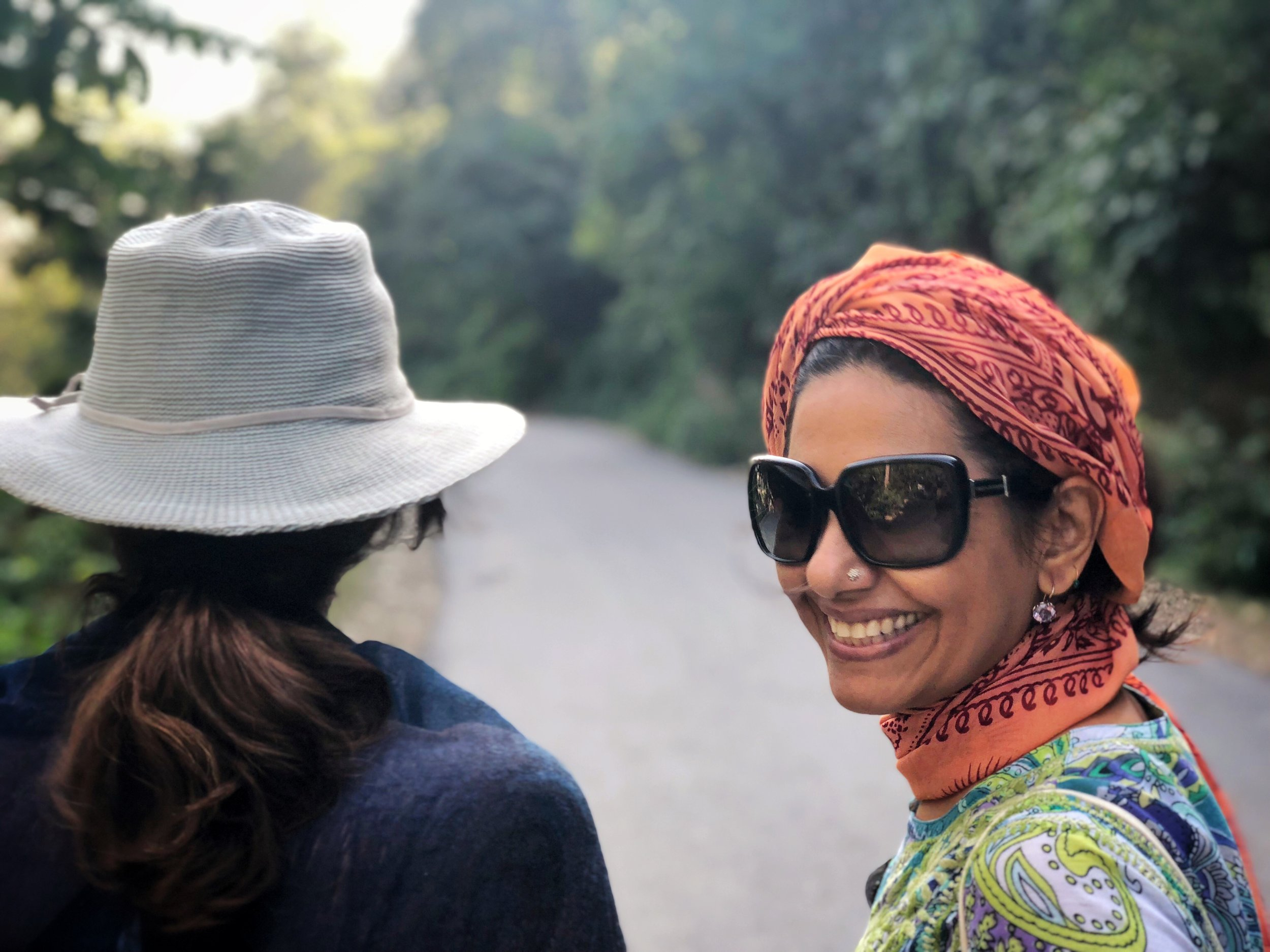 Transformational retreats india