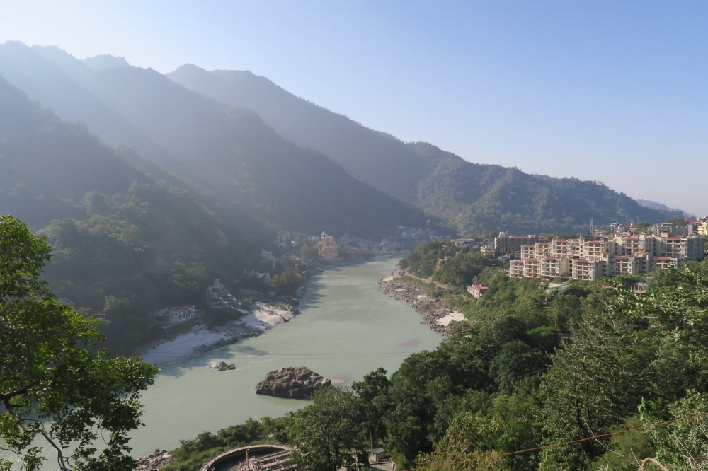 The Holy Ganges River
