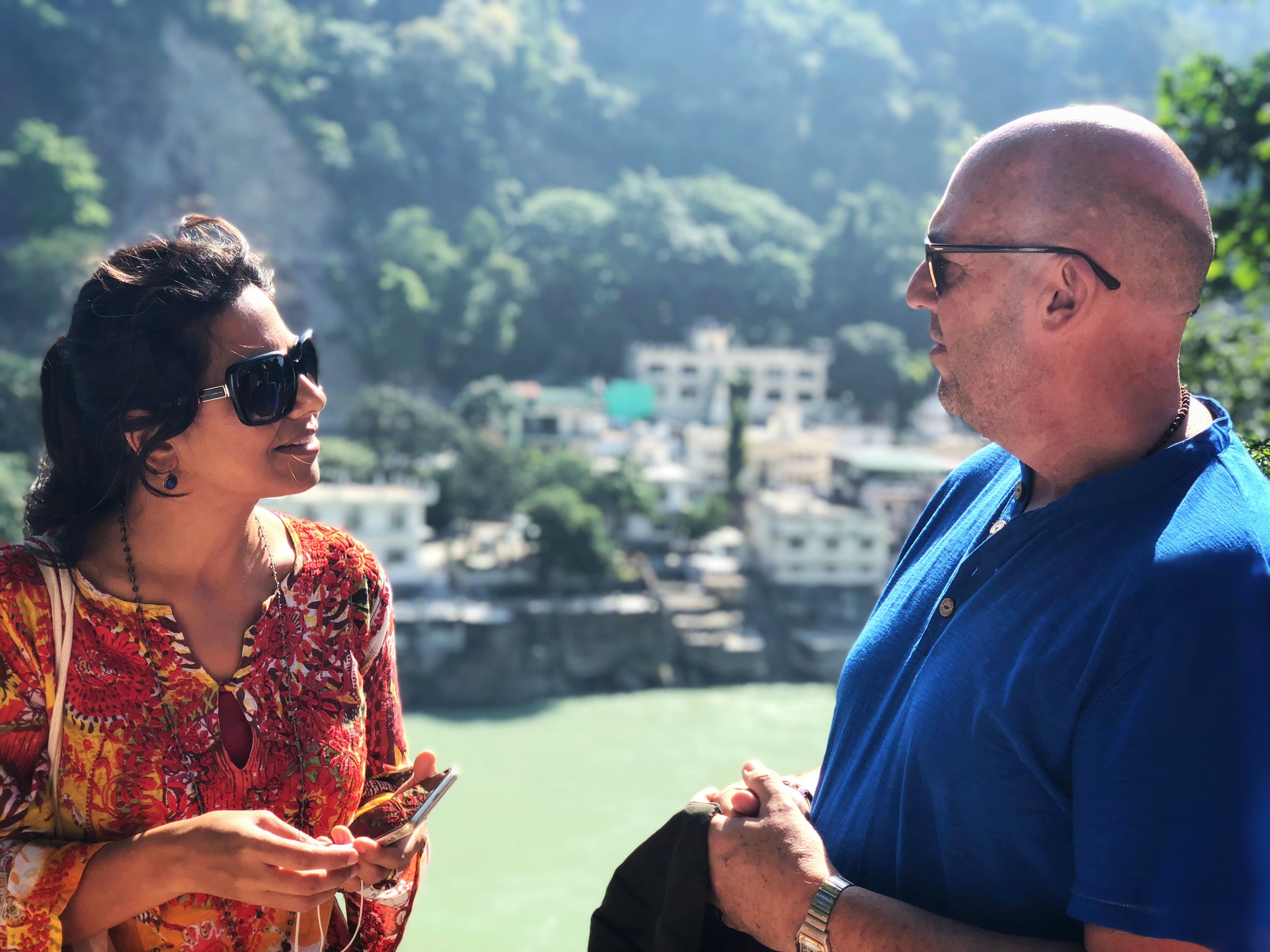 Scenes from the Ganges River