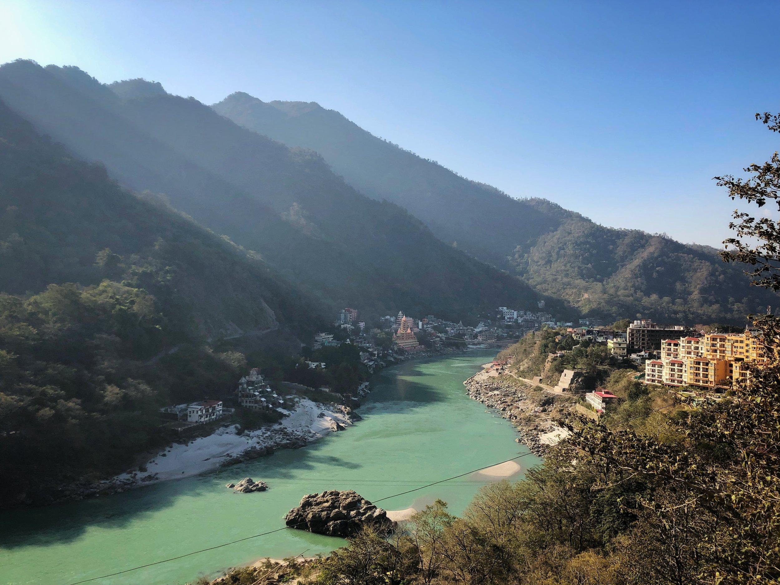 Ganges River Rishikesh