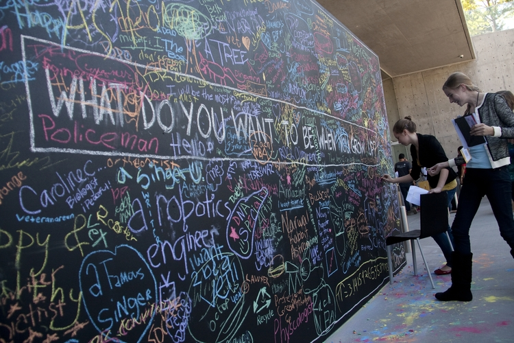 What Do You Want To Be? By Patrick Short. Commissioned for TEDxSMU.