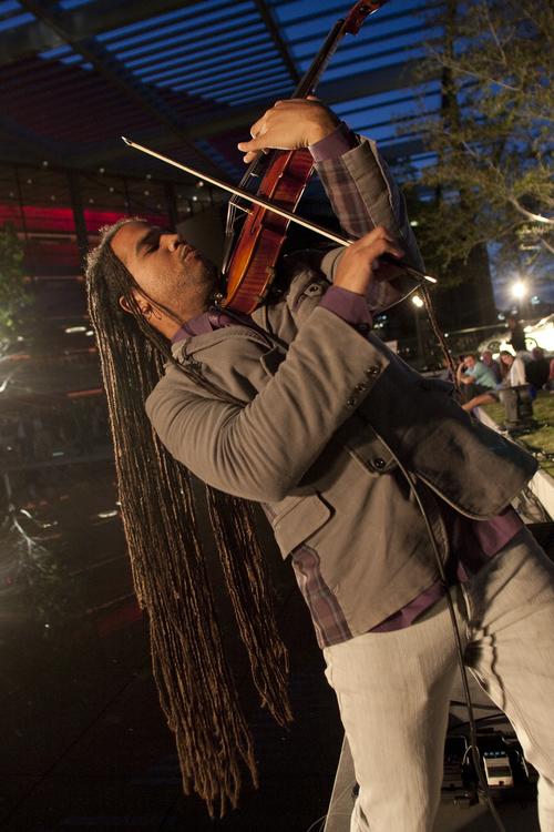 Daniel Bernard Roumain Public Concert