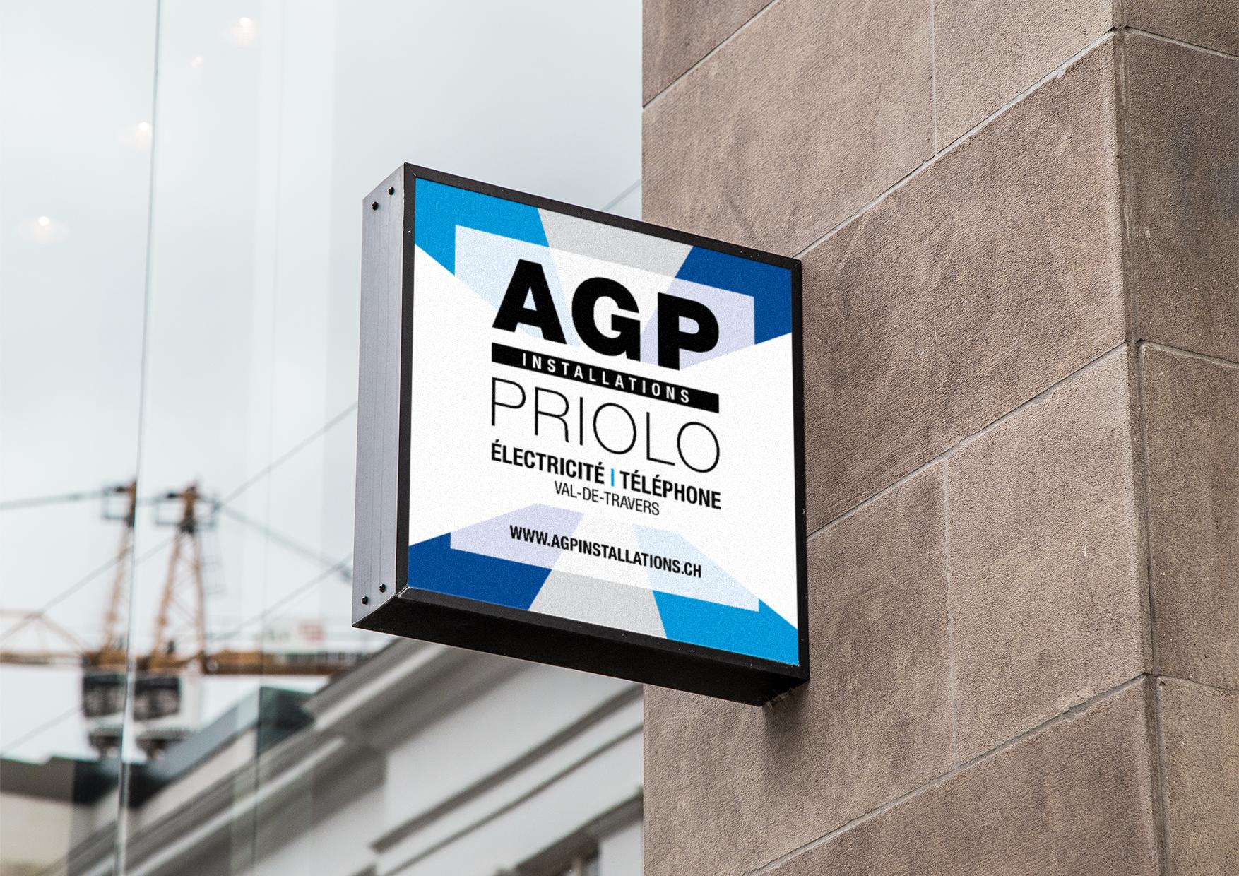 AGP INSTALLATIONS PRIOLO
