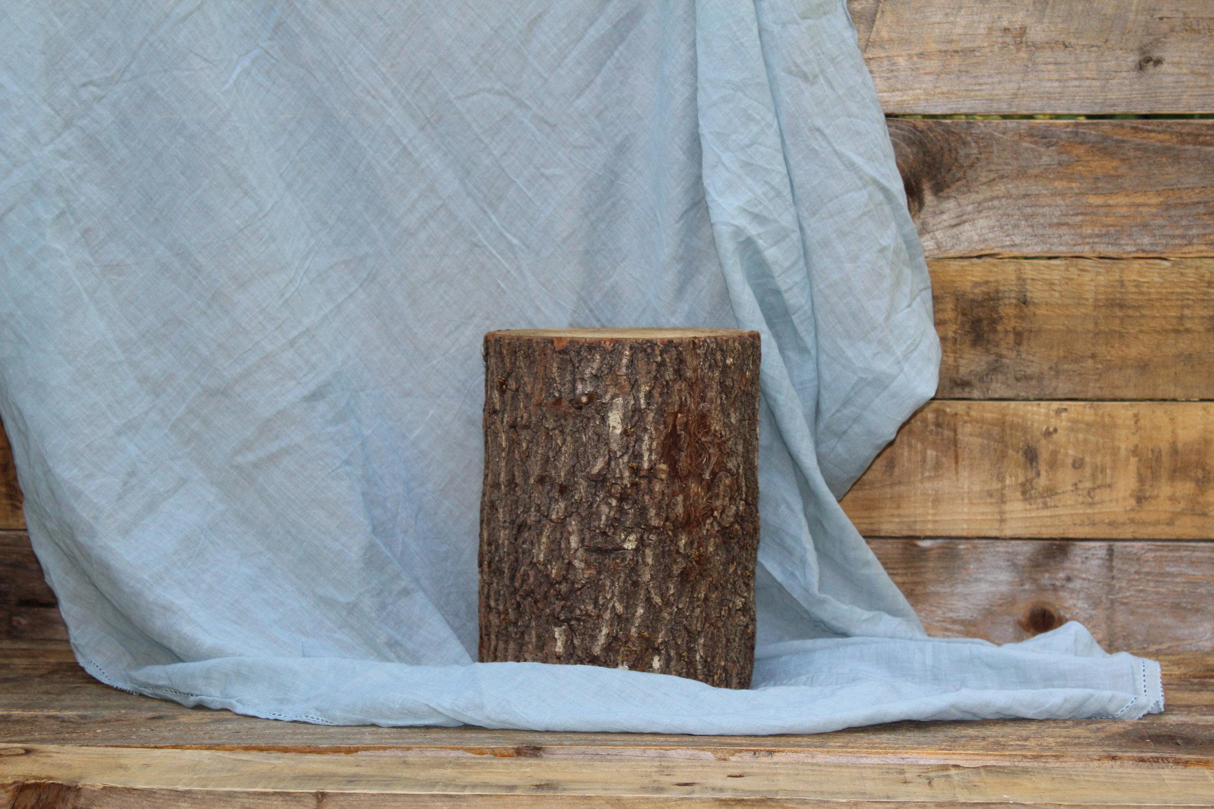 - Mini stump 22cm tall x 18cm diameter£5