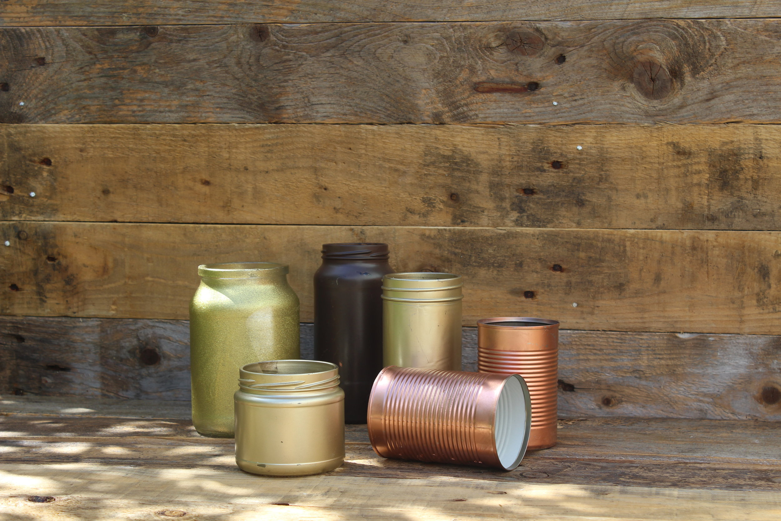 - Jars (Assortment)50p each
