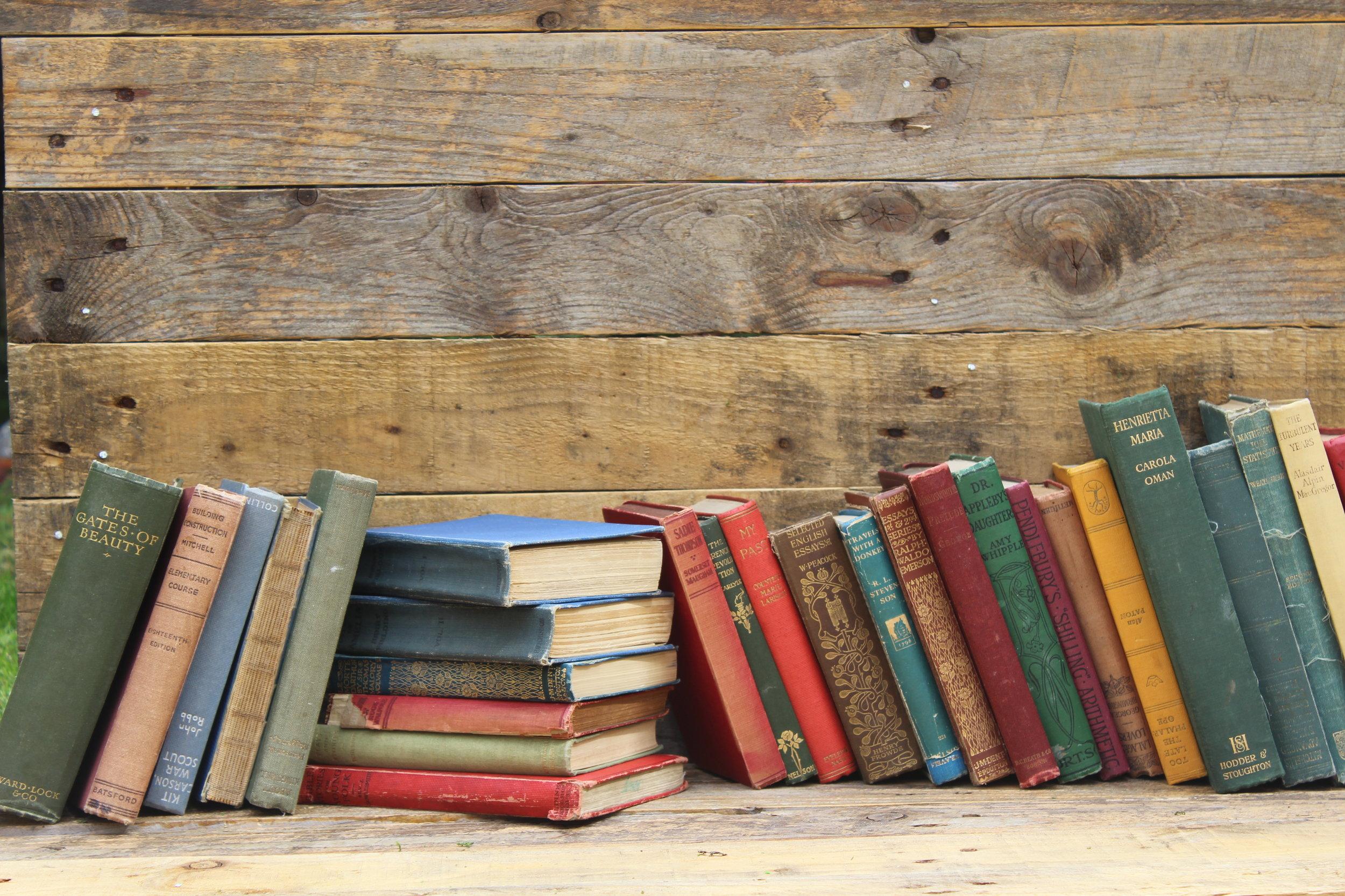 - Vintage Booksx30 £1 each