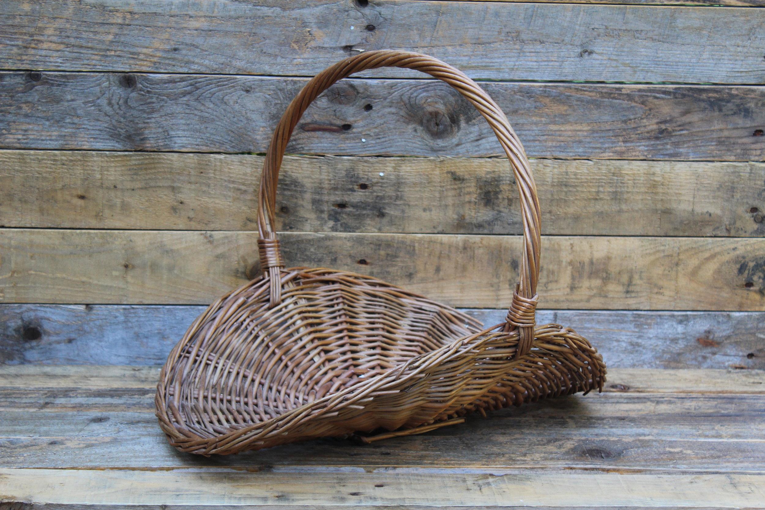 - Log basketsx2 assortment £2 each