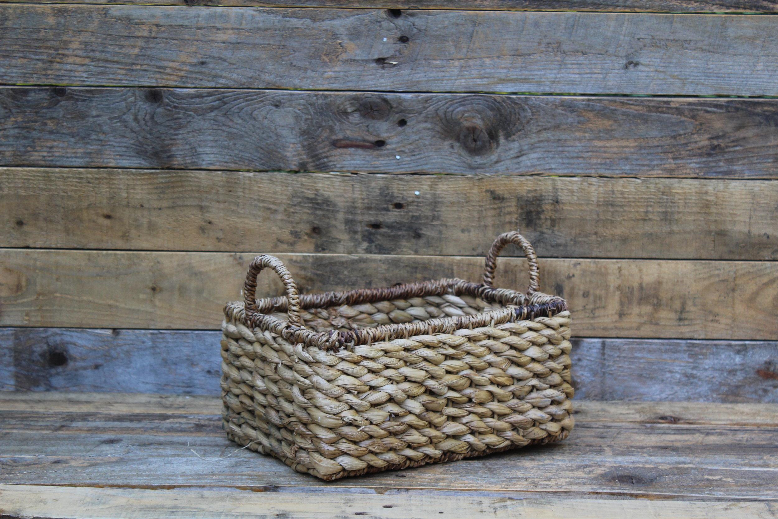 - Various basketsx4 £2 each