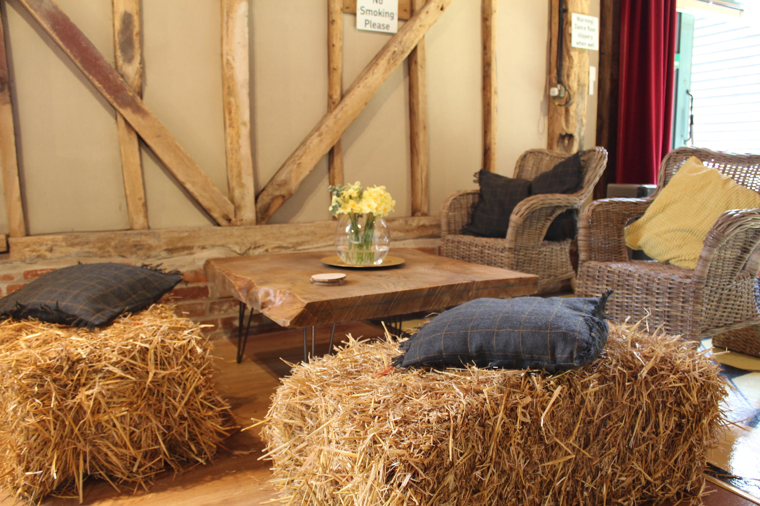 - Cedar of Lebanon coffee table3ft x 3ft £25