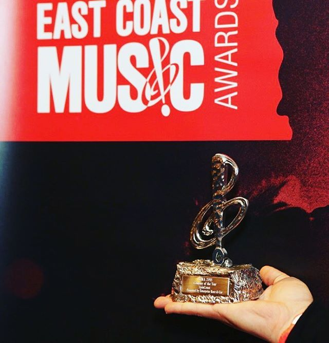 🏆💥 Thank you all for awarding SpinCount 2018 @eastcoastmusicassoc Company of the Year! 💥🏆 We are humbled and grateful to be awarded this honour for the third year in a row. 🎉🎉🎉 #musicbusiness #companyoftheyear #companyoftheyear2018 #womeninbusiness #womeninthemusicbusiness #musicindustry #radio  #publicity #marketing #novascotia #halifax