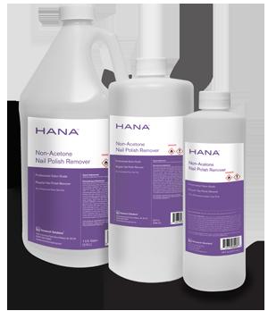 Non Acetone Nail Polish Remover — HANA