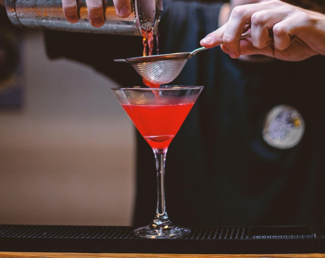 British French Martini