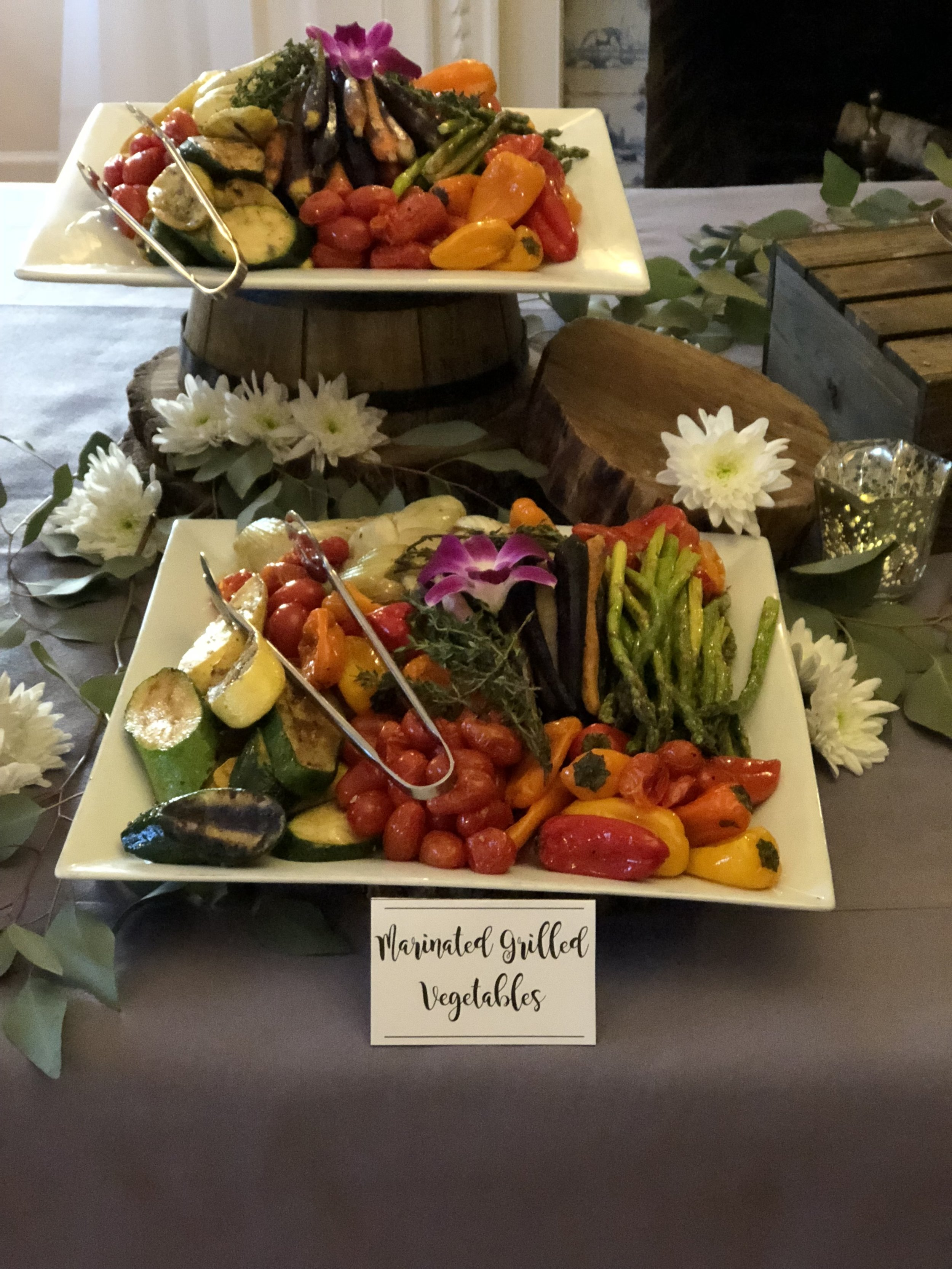Composed Platters