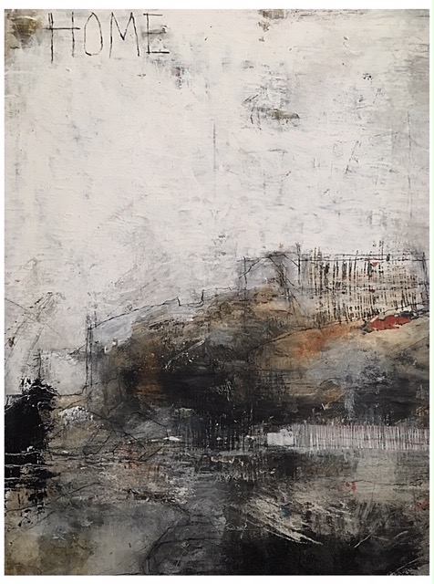 ….Home  (size 150x200 cm)