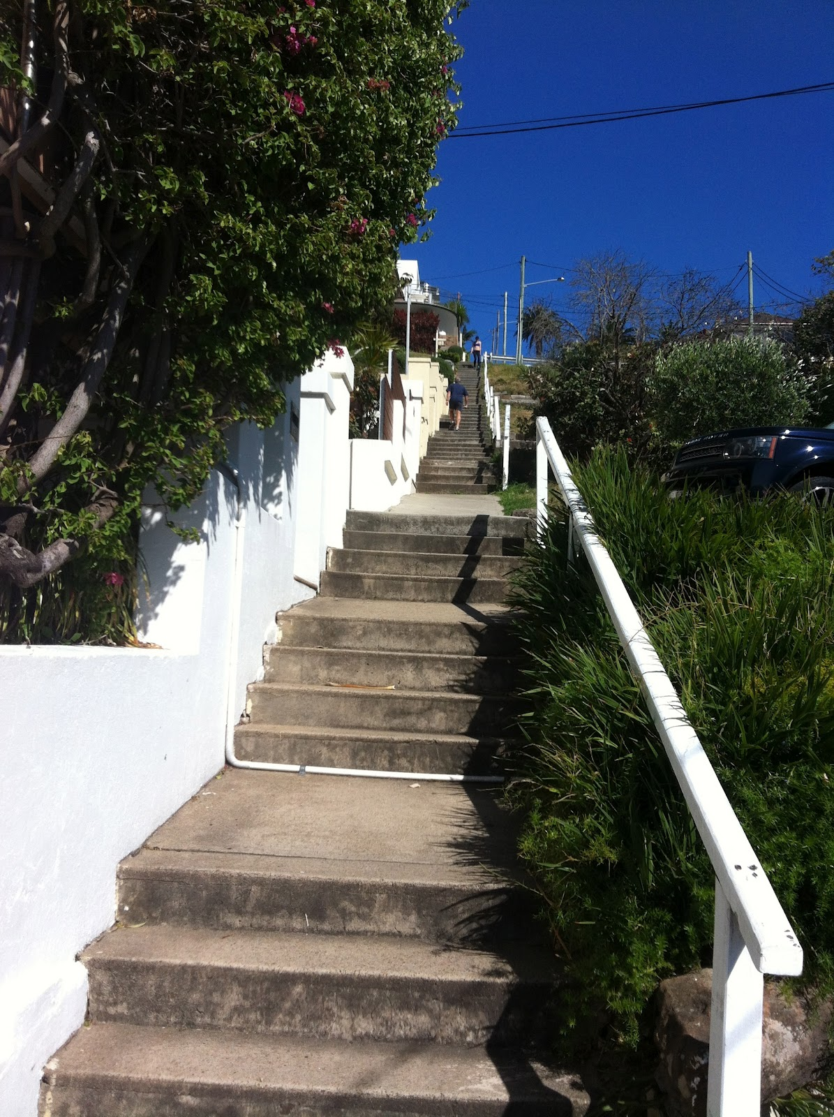 South Coogee steps