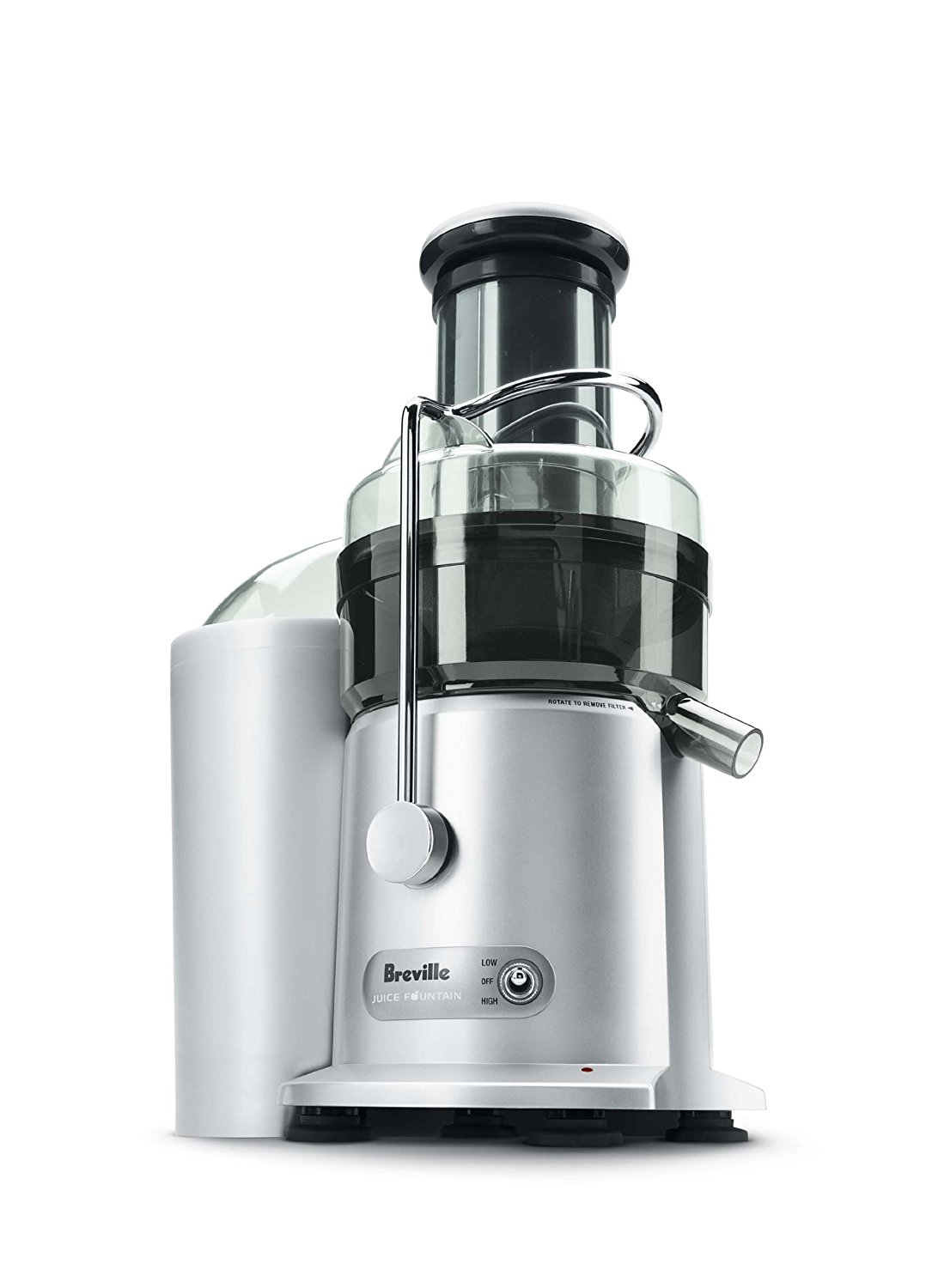 Revile is probably the most popular centrifugal juicer, click image for more info.