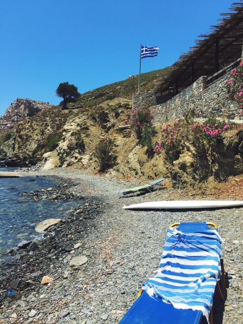 Toli Bay beach