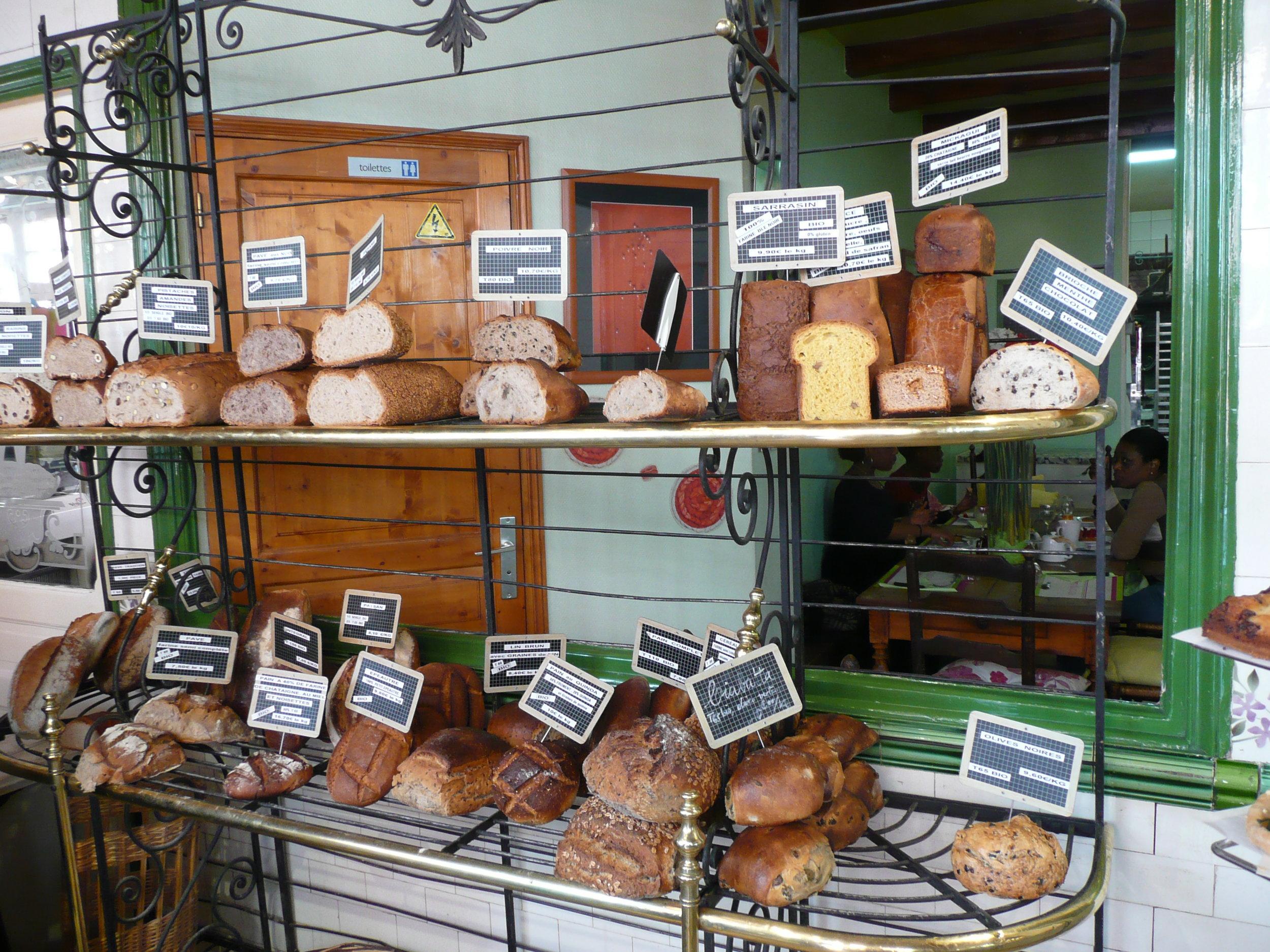 Boulangerie Véronique Mauclerc.