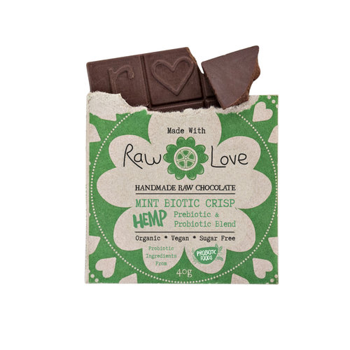Pre and probiotic chocolate, are you kidding me! I LOVE YOU GUYS!  (click image for more info)