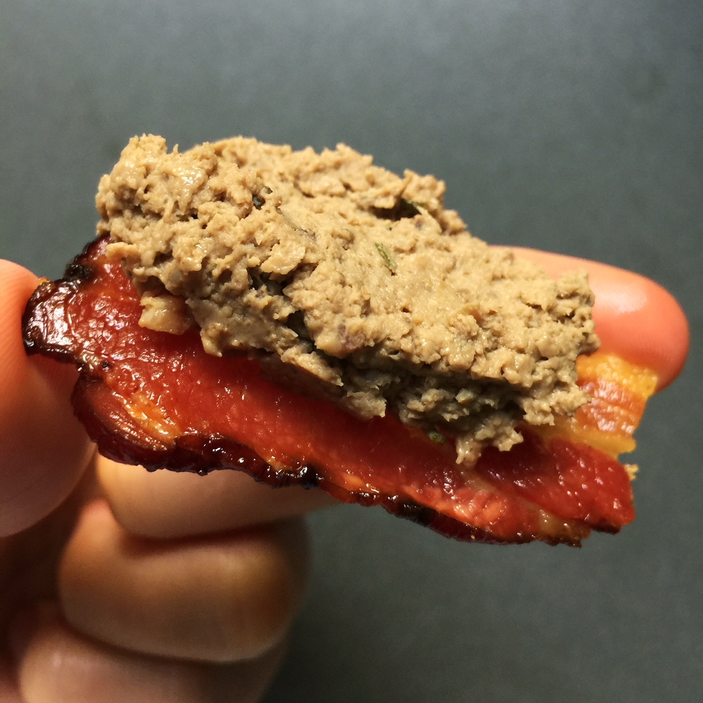 Bacon Liver Pâté -