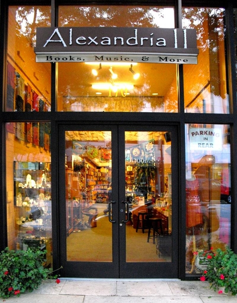 Alexandria II is a must-explore for anyone who loves books and the metaphysical.