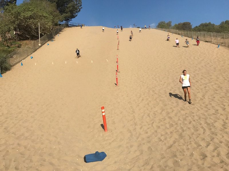 Sand Dune Park at Manhattan Beach