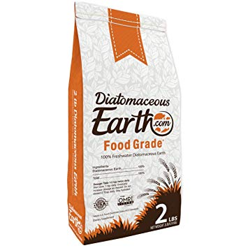 It's imperative your diatomaceous earth be  food grade . Click image for more info.