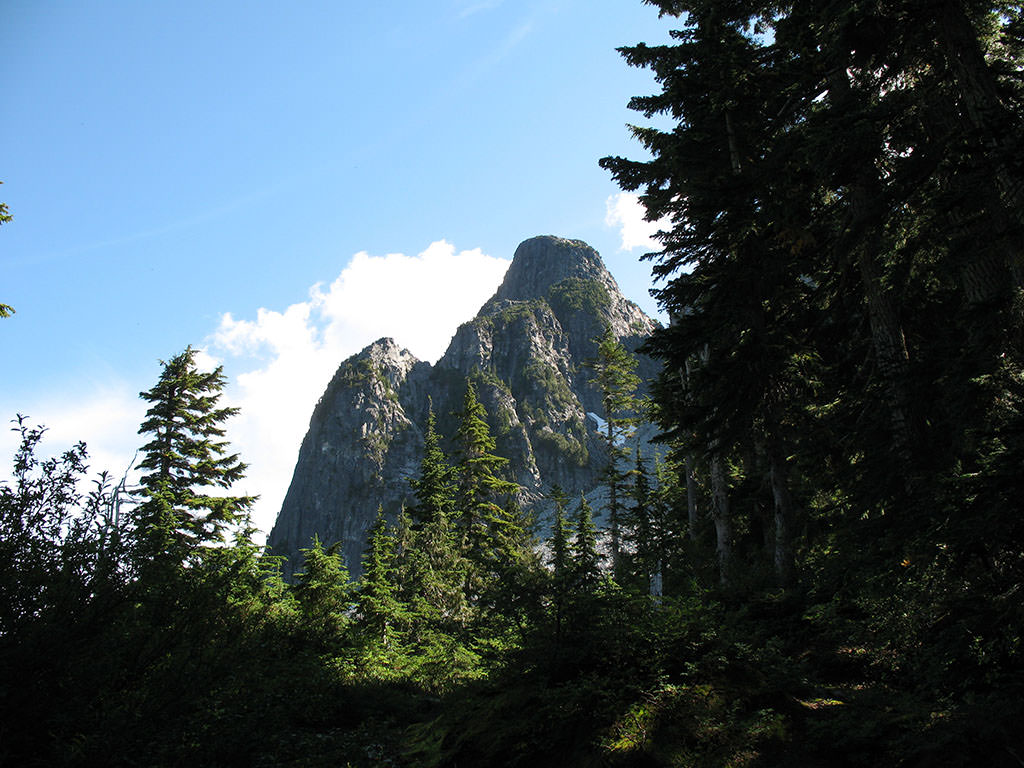 Lions Binkert Trail (from Lions Bay)