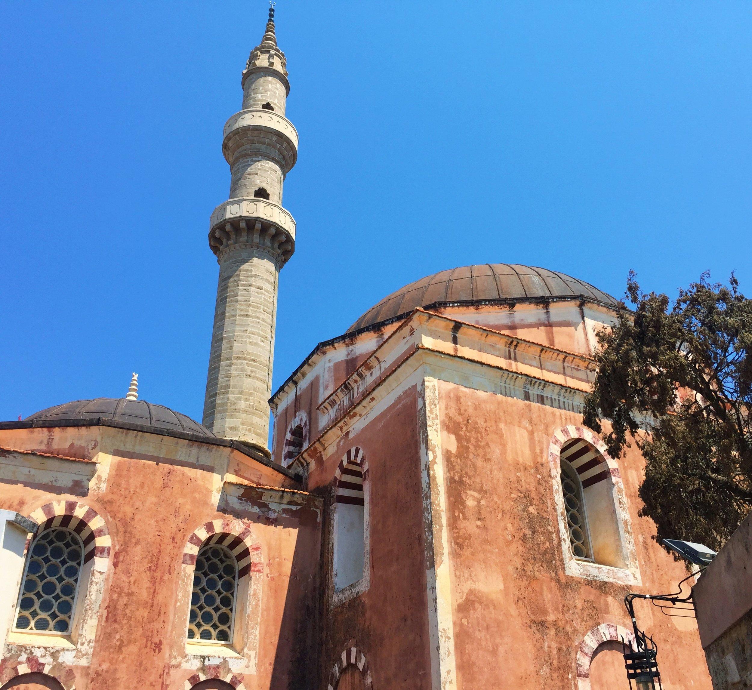 Suleymaniye Mosque.